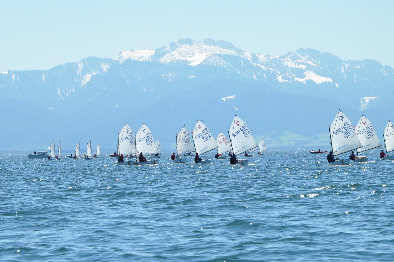 segeln für Kinder